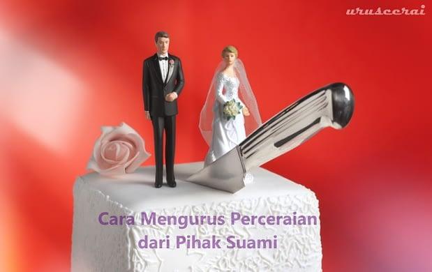 cara mengurus perceraian dari pihak suami